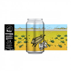 Cerveza Saltus Kuto 33cl