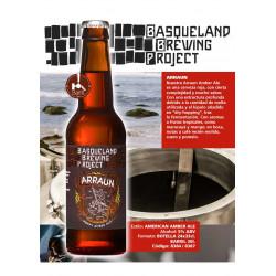 Cerveza basqueland arraun...
