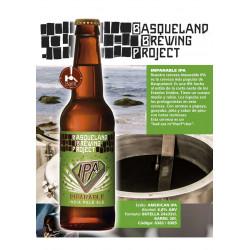 Cerveza basqueland...
