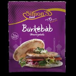Burguer burkebab (3x80g)