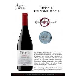 Tunante tempranillo 2019